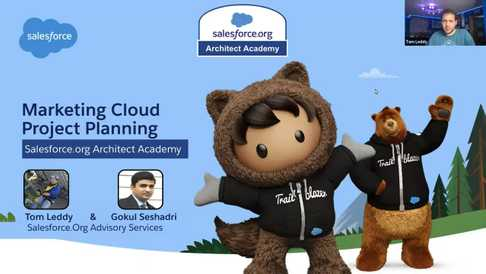 Architect Academy: Marketing Cloud Project Planning
