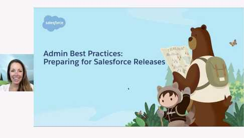 Admin Best Practices: Prepare for Salesforce Releases