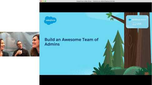 Admin Best Practices: Build an Awesome Team of Admins