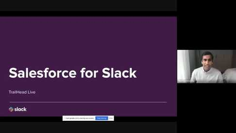 Trail Together - Customizing Your Salesforce for Slack Integration
